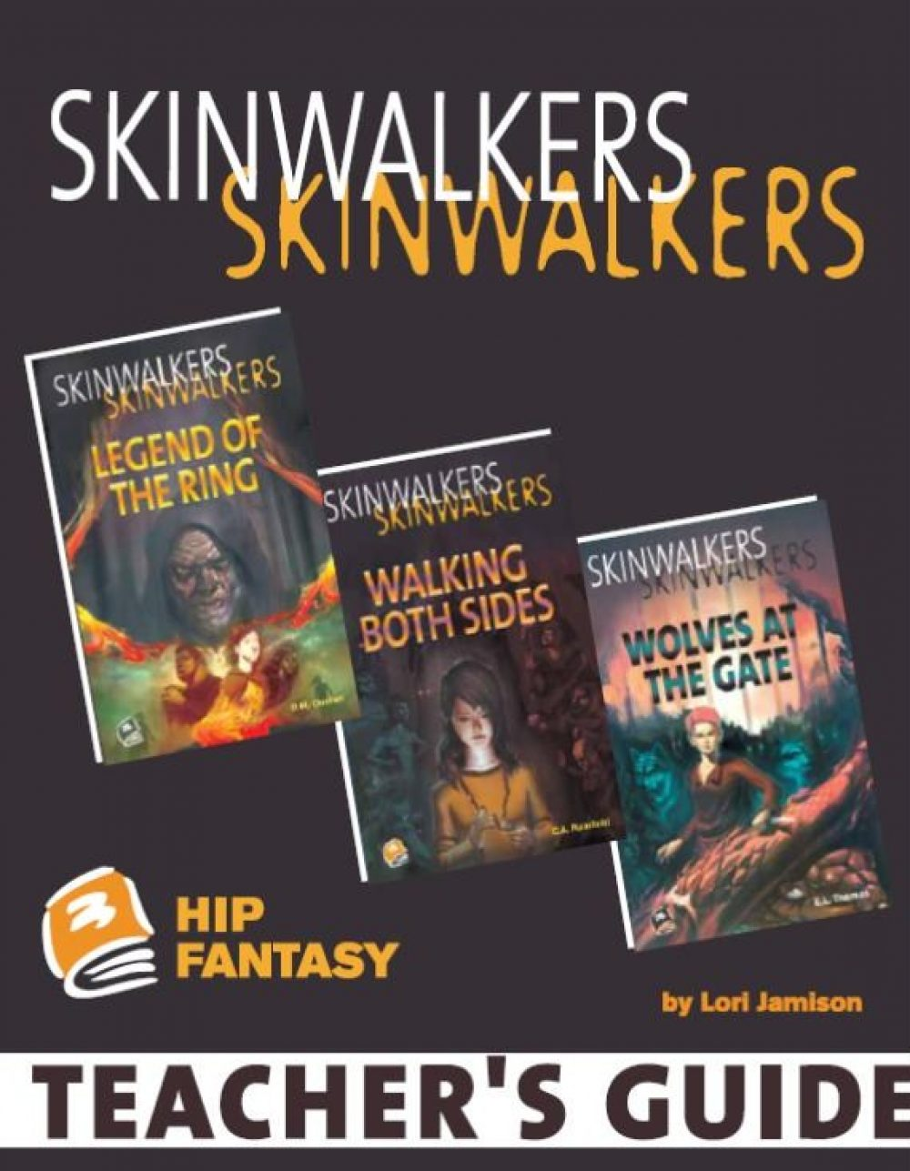 Skinwalkers Teacher's Guide