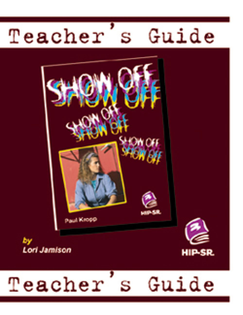 Show Off - Teacher's Guide