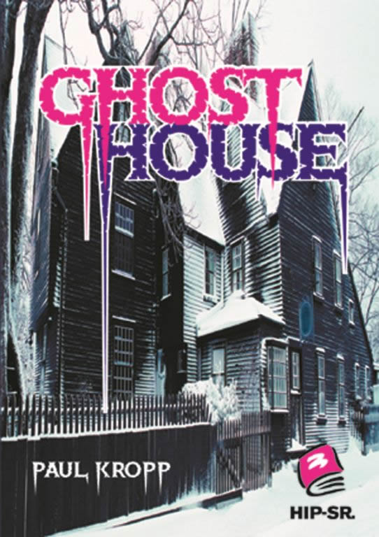 Ghost House Cover