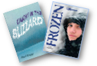 Frozen & Caught in the Blizzard