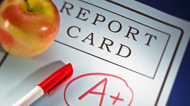 Report Card A+