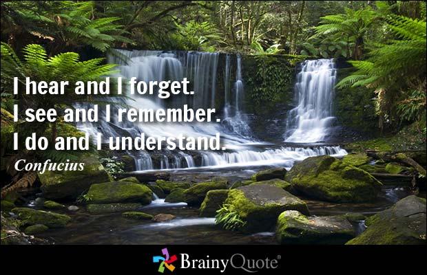 Confucius proverb
