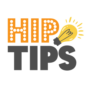 HIP TIPS square